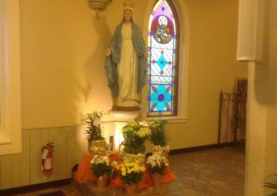 Saint Rose of Lima Easter 2019