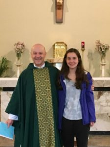 Holy Spirit Parish - Bursary Winner - July 14th